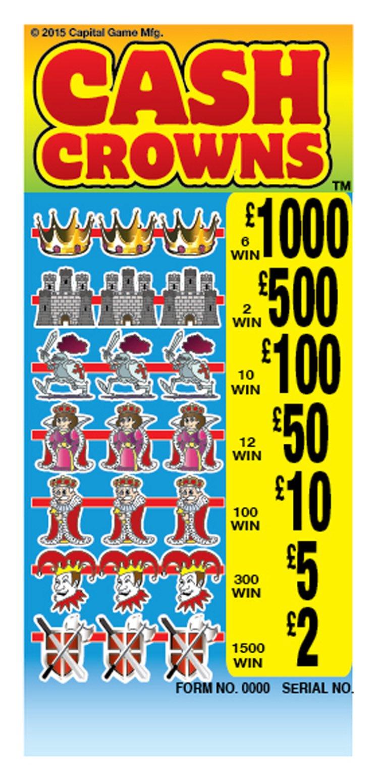 £1 Tickets (5W)